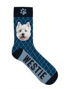 Sokken Westie 42-45