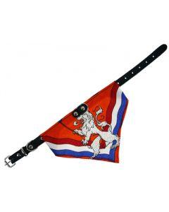 Halsband Met Zakdoek Nl Leeuw 1,8x45 Cm