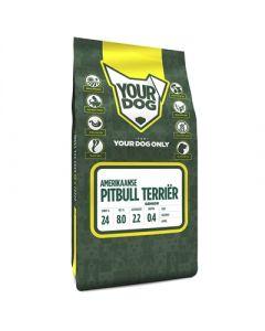 Yourdog Amerikaanse Pitbull TerriËr Senior 3 Kg